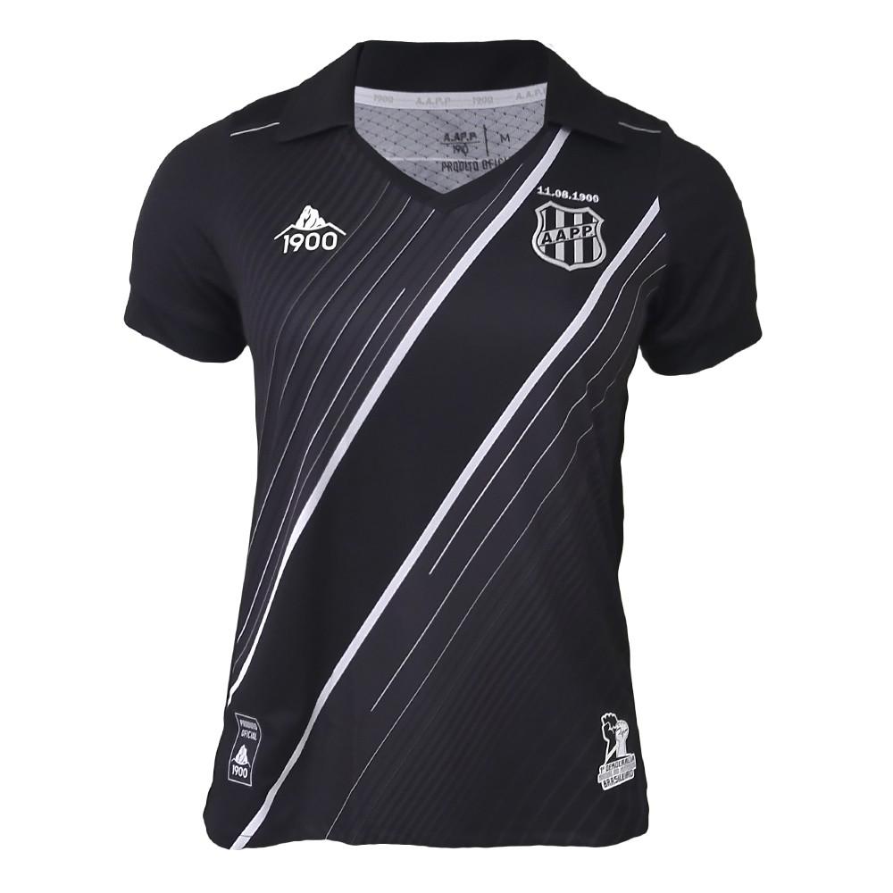 Camisa Feminina Ponte Preta Ii 20/21