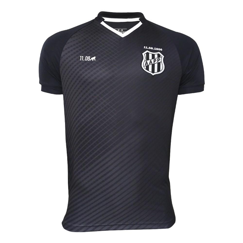 Camiseta Ponte Preta A.A.P.P. - Licenciada 11.08
