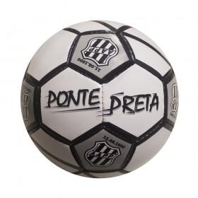 Bola Futebol De Campo Ponte Preta