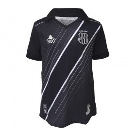 Camisa Juvenil Ponte Preta Ii 20/21