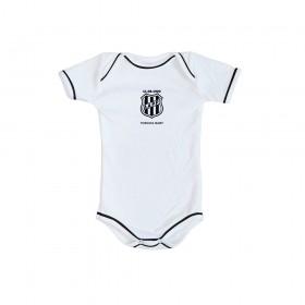 Body Bebê Ponte Preta