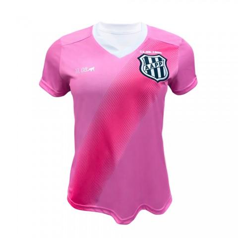 Camiseta Ponte Preta Outubro Rosa 20/21 - Licenciada 11.08